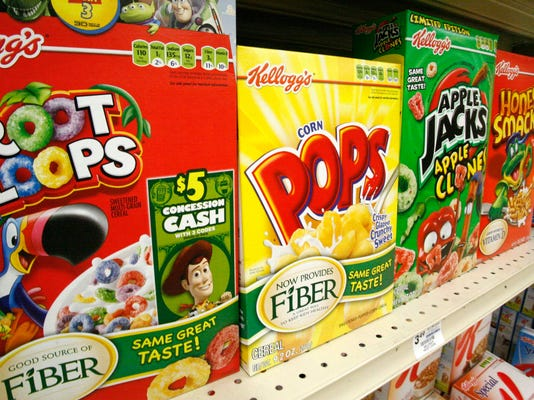 Cereal aisle psychology: All eyes on the consumer