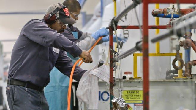 Worker productivity growth has been weak in recent years.