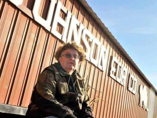 Scott Johnson of rural Willmar started Johnson Fur