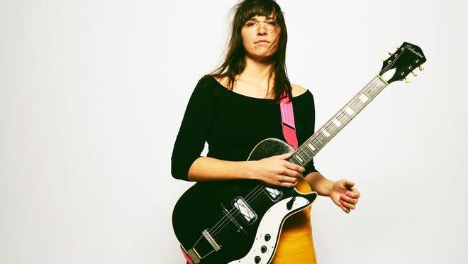 Bridget Kearney performs Saturday at the Haunt.