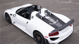 This Porsche boasts a 887-horsepower V8 engine with