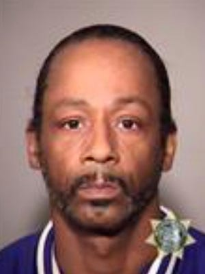 The Multnomah County Jail provided this image of Katt Williams, who was arrested on suspicion of assaulting a driver at the Portland, Ore., airport.