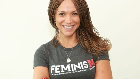 Melissa Harris-Perry: former MSNBC show host and political commentator.