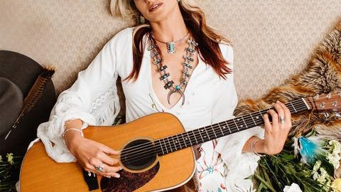 Bri Bagwell, a No. 1 Texas country artist, is set to perform in Virtual Musikfest's Jam in Place show on Aug. 5.