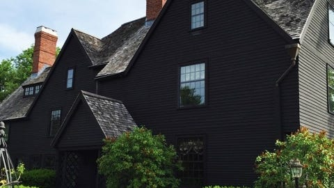 The House of the Seven Gables, now open for garden and grounds tours and museum store visits, is located at 115 Derby St. on Salem's historic waterfront.