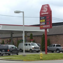 Gasoline prices in Licking County