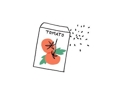 Bag of Seeds.