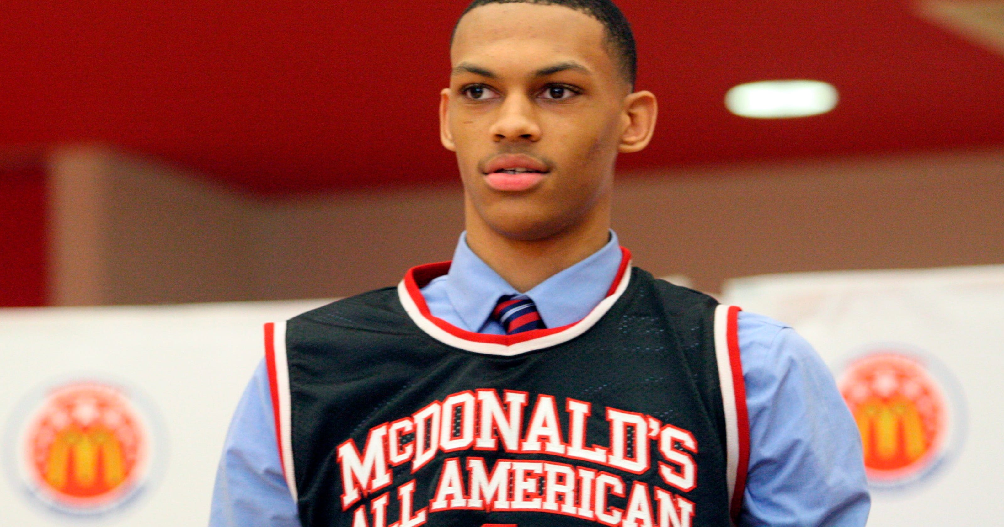 ea28498d61e Darius Bazley gets New Balance deal worth up to $14 million: reports