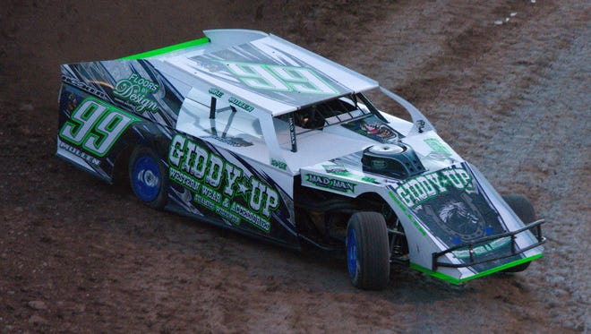 Second-generation racer Mike Mullen of Seymour will attempt to repeat as defending champion of the $10,000-to-win Clash at the Creek V at 141 Speedway in Francis Creek June 24-25.