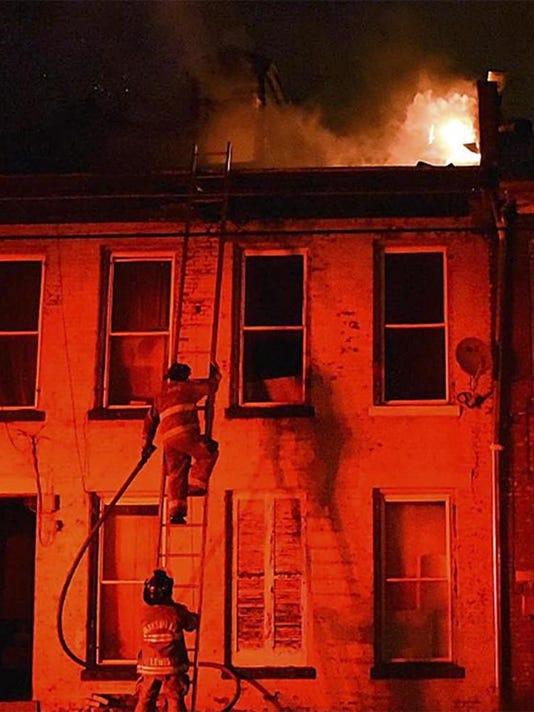 Fatal Apartment Fire