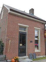 The McPhail Cliffe House, 209 E. Main St., Franklin