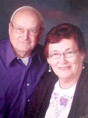 60th Anniversary: Ray and Hilda Barthel