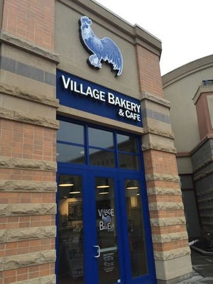 Village Bakery & Cafe has opened at Eastview Mall.