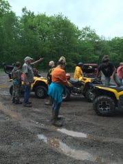 The Harrison Hills ATV Club has 136 family memberships and a total of 300 members.