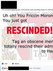 """A meme from """"Harvard memes for elitist 1% tweens"""""""
