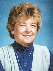 Ann Jones Carlson, retired teacher