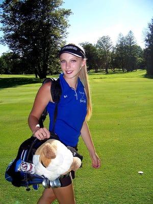 Centerville golfer Brooke Killion will play golf at Huntington University.