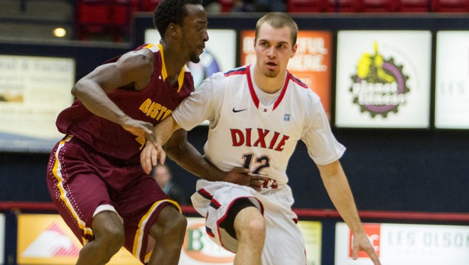 Dixie State hosts Azusa Pacific in a big home showdown on Saturday. A win would give the Red Storm an inside track to another PacWest title.