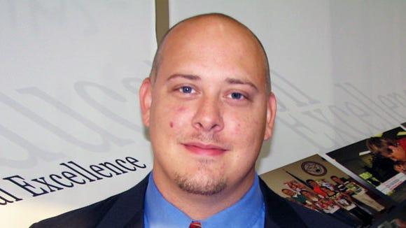 Bullitt Lick Principal Robert Fulk
