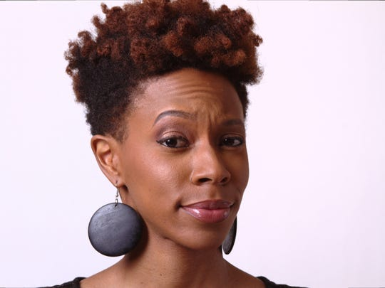 """Cherita Brent's comedy special """"All Laughs Matter"""" is 8 p.m. Saturday at the Alamo Theater."""