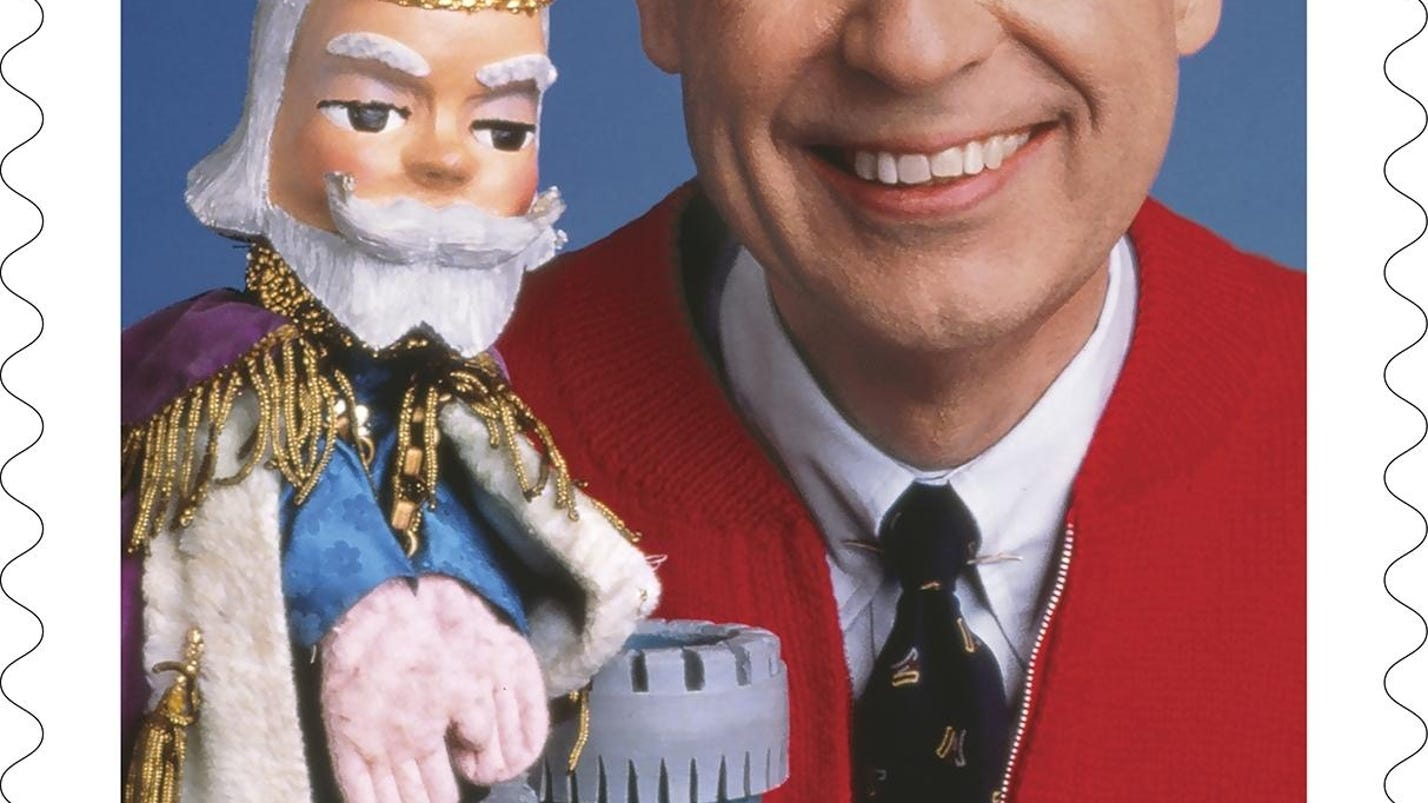 US Postal Service to unveil Mister Rogers stamp
