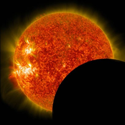 Bad Moon Rising: Here's your Spotify playlist for the 2017 solar eclipse