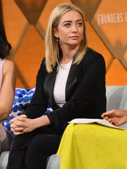 NEW YORK, NY - APRIL 12: Bumble founder and CEO Whitney