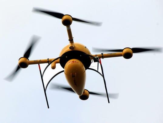 EPA GERMANY TRANSPORT PARCEL DRONE EBF TRANSPORT CONSUMER GOODS COMPANY INFORMATION DEU LO