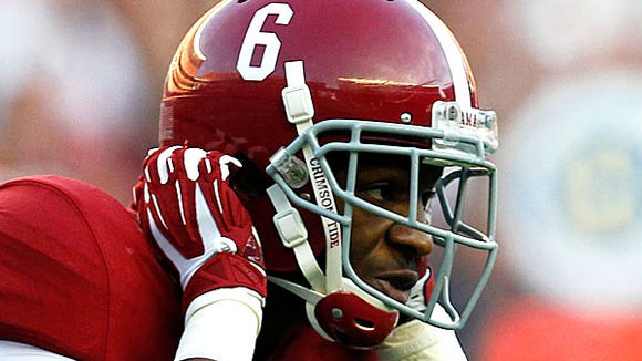 Former Alabama safety Ha Ha Clinton Dix responded  UT signee's tweet about wanting to play the Crimson Tide this season.