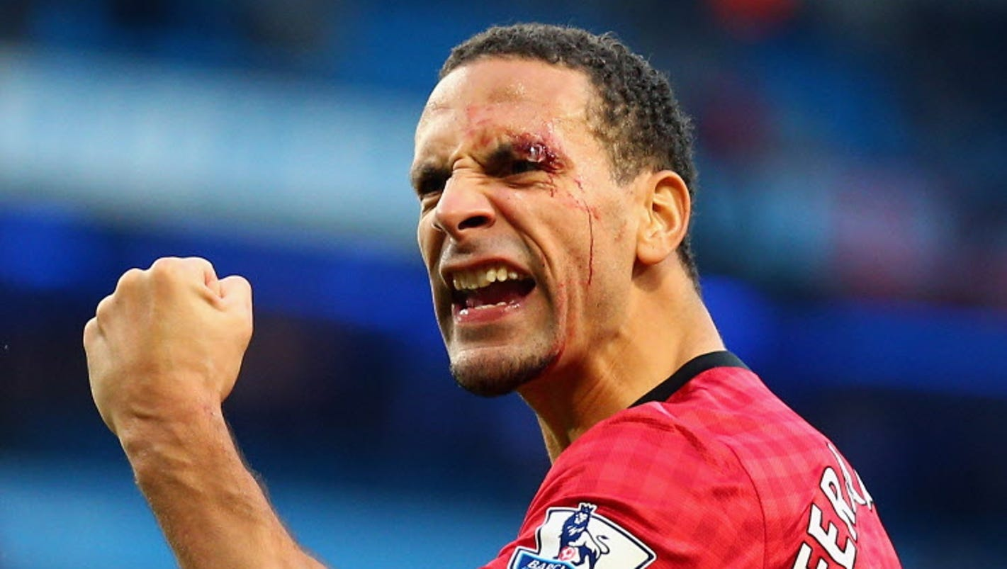 Former Manchester United and England captain Rio Ferdinand eyes pro boxing