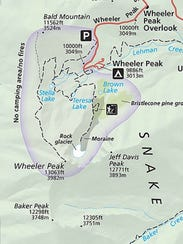 Jeff Davis peak still appears on maps, like this National