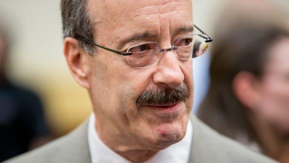Rep. Eliot Engel, D-Bronx, in Washington on, July 28,