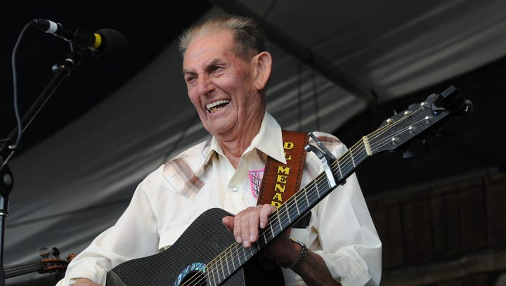 Cajun music icon D.L. Menard, known for 'The Back Door,' dies at 85