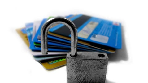 There's a huge black market for stolen credit card numbers.