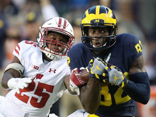 878025c8b6bbfd Michigan notes  Kicking game in flux after three missed field goals