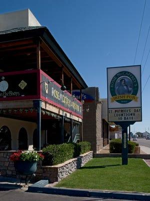 Rosie McCaffrey's Irish Pub in Phoenix.