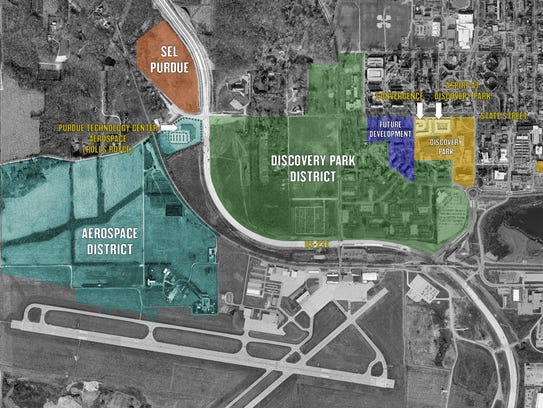 Schweitzer Engineering Laboratories, an electric power research company founded by Purdue grad Edmund Schweitzer, plans to build a facility at the northwest corner of U.S. 231 and State Street, Purdue will announce Thursday. The facility, called SEL Purdue, would be the first industrial use in Purdue's Discovery Park District, a 400-acre area west of campus being redeveloped by Purdue Research Foundation.