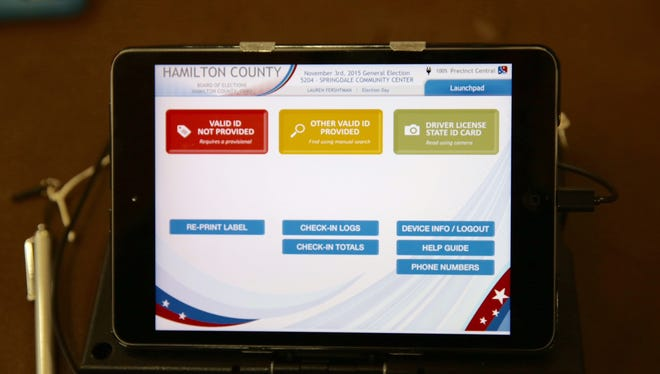 A look at the new electronic voting system