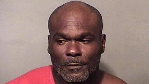 Jerome B. Harris of Palm Bay was charged with Battery on a law enforcement officer, possession of cocaine with intent to see, resisting with violence, possession of cannabis and possession of drug paraphernalia