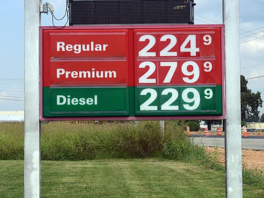 Why can't gas prices be a straight-up $2.24 instead