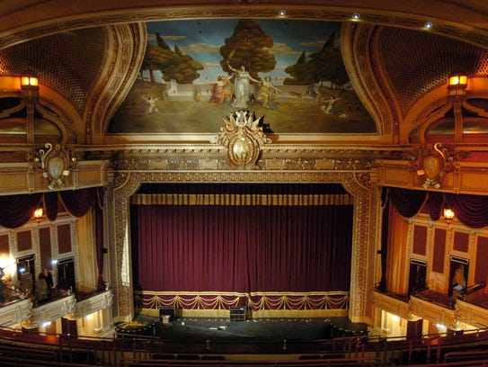Hippodrome Theater stages national tours of Broadway