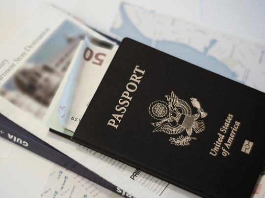 Common travel mistake: People don't realize their passport essentially expires six months before its expiration date.