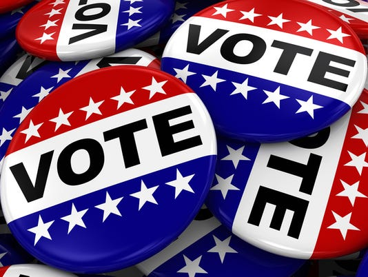 Stock Photo - Election or Voting
