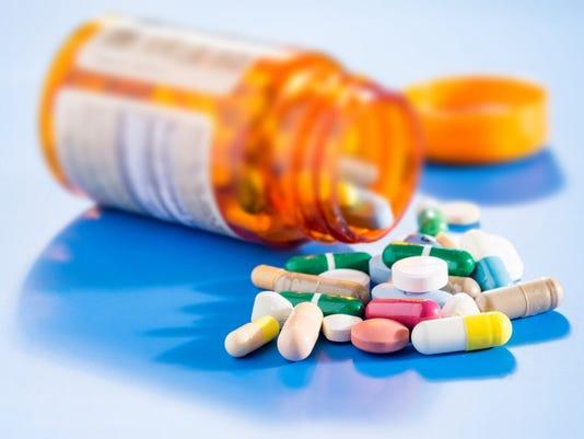 Stock Generic Photo - Drugs