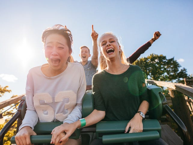 Enjoy an unlimited day of fun at Knott's Berry Farm, full of rides, shows and attractions.