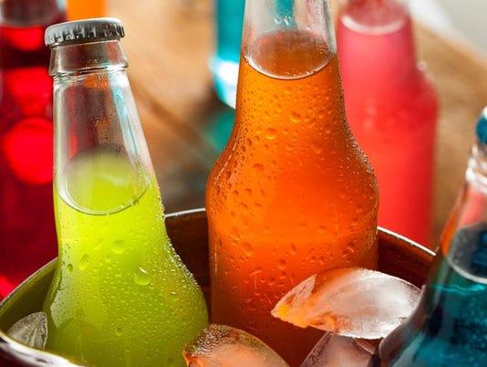 Assorted Organic Craft Sodas