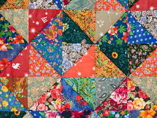 Be inspired at AQS QuiltWeek®. Enter to win a pair of tickets. 9/21-10/1