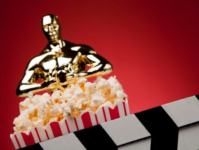 Join us on January 25th as we talk about the Academy Awards.