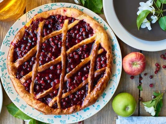 Real American cherry pie recipe
