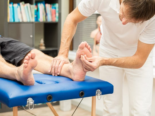 The Neuropathy Association estimates that 20 million Americans suffer from peripheral neuropathy, a painful burning and tingling felt in the feet.